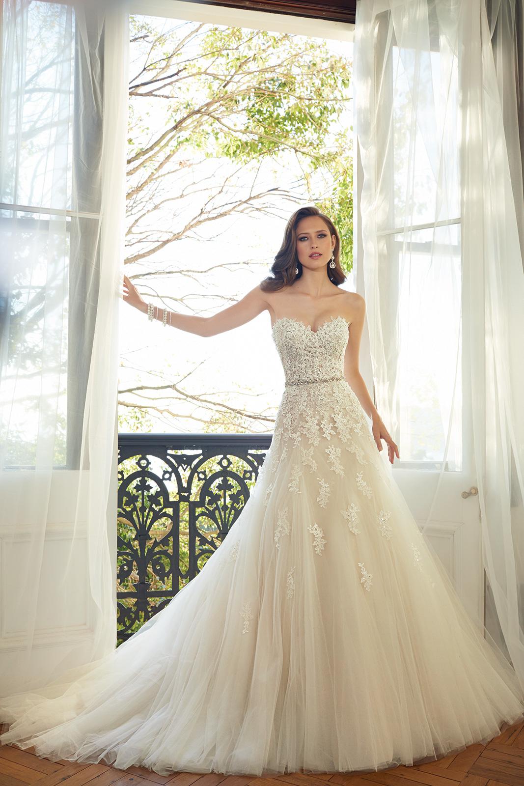 escolher seu vestido de noiva