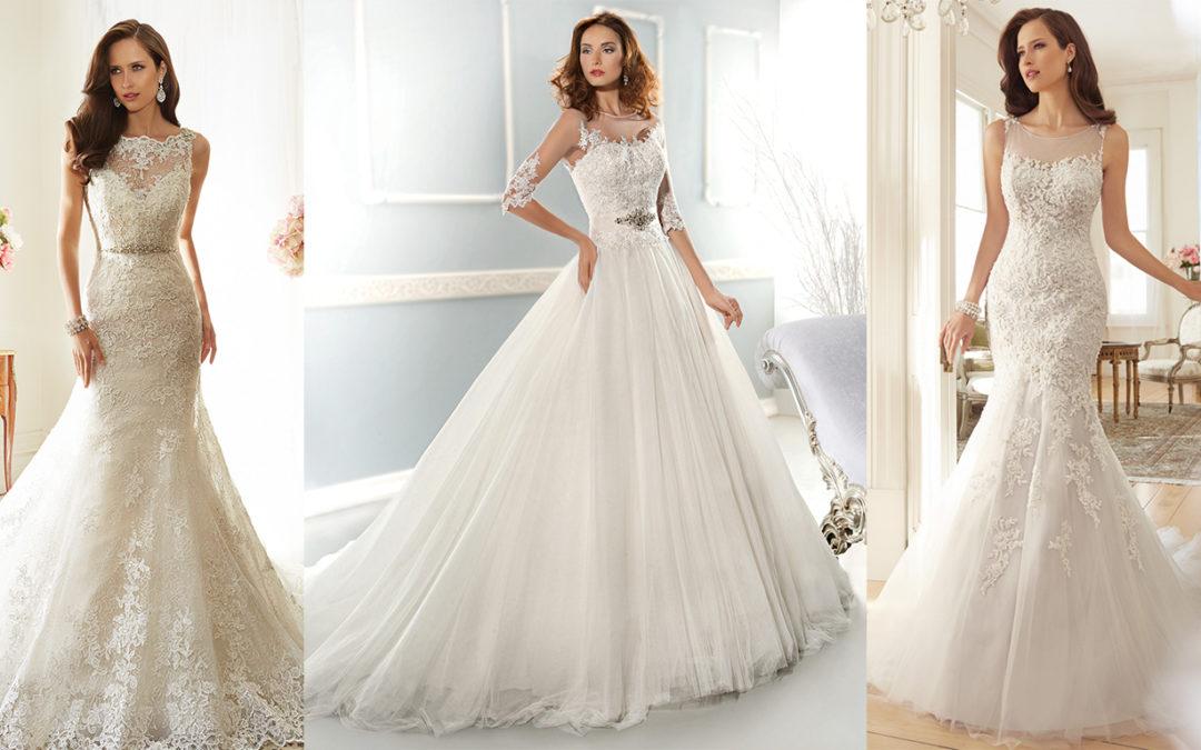 Confira 5 passos essenciais para escolher seu vestido de noiva!